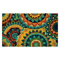 Mohawk® Home Jeweled Medallions Coir Doormat - 18