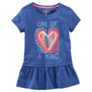Toddler Girl OshKosh B'gosh® Graphic Tunic Top