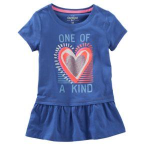 Toddler Girl OshKosh B'gosh® Graphic Tunic Top