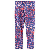 Toddler Girl OshKosh B'gosh® Printed Leggings