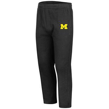 Men's Campus Heritage Michigan Wolverines Rage Fleece Pants