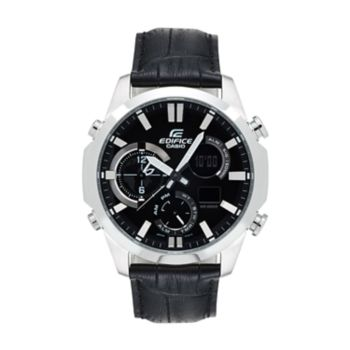 Casio Men's EDIFICE Stainless Steel Analog-Digital Chronograph Watch - ERA500L-1A