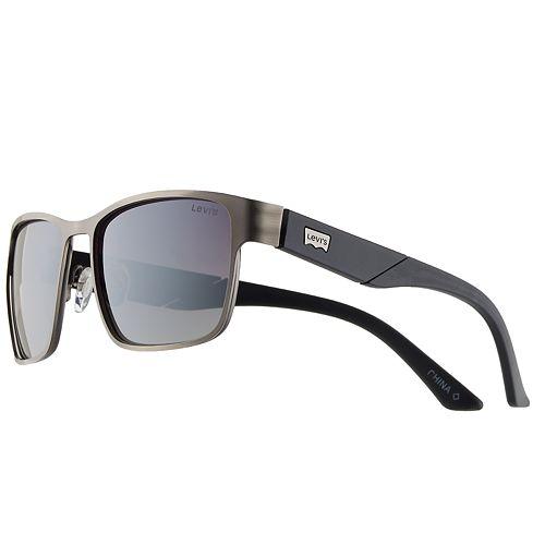 cd94765eb1b Men s Levi s® Polar Metal Way Sunglasses