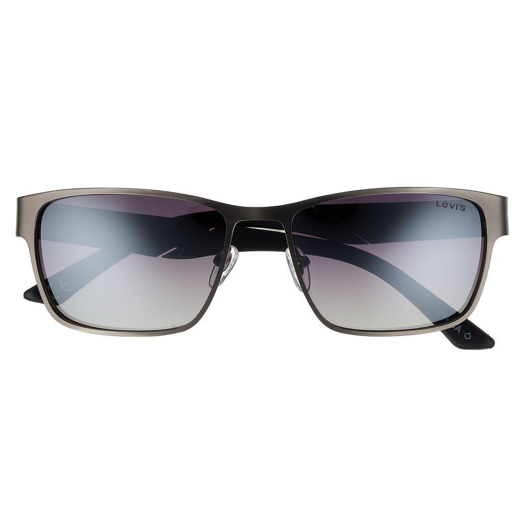 Men's Levi's® Polar Metal Way Sunglasses