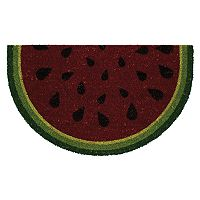 Mohawk® Home Watermelon Treat Slice Coir Doormat - 18