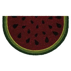 Mohawk® Home Watermelon Treat Slice Coir Doormat - 18' x 30'