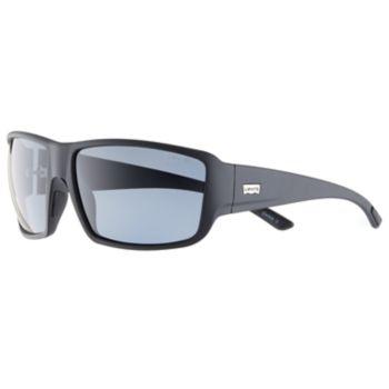 Men's Levi's® Polar Wrap Rubberized Sunglasses