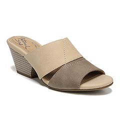 NaturalSoul by naturalizer Dedee Women's Block Heel Sandals