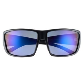 Men's Levi's® Polar Wrap Blue Lens Sunglasses