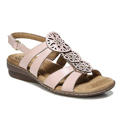 NaturalSoul by naturalizer Bev ... Women's Sandals 6XmFW
