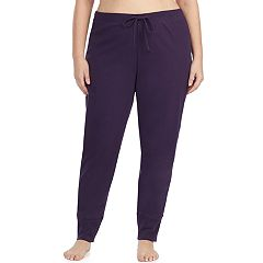 Plus Size Jockey Pajamas: Jogger Pants