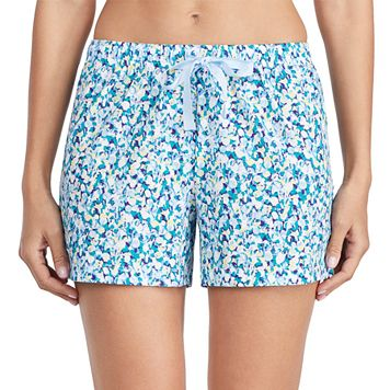 Women's Jockey Pajamas: Graphic Boxer Shorts