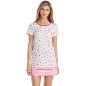 Women's Jockey Bird Print Sleep Shirt