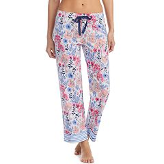 Women's Jockey Printed Pajama Pants