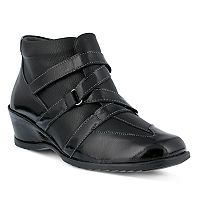 Spring Step Allegra Women's Wedge Ankle Boots