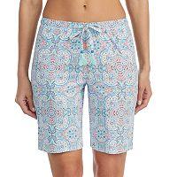 Women's Jockey Bermuda Pajama Shorts