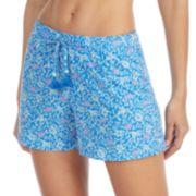 Women's Jockey Floral Boxer Shorts