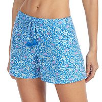 Women's Jockey Floral Boxer Shorts