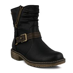 Spring Step Feijo Women's Water Resistant Ankle Boots