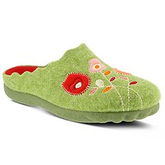 Flexus by Spring Step Wildflower Women's Mules