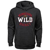 Boys 8-20 Minnesota Wild Promo Hoodie