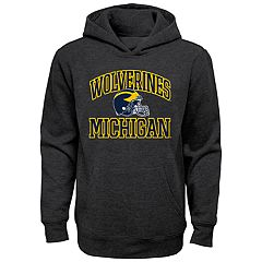 Boys 8-20 Michigan Wolverines Promo Hoodie