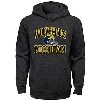 Boys 8-20 Michigan Wolverines Promo Hoodie