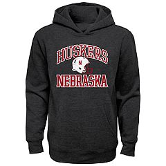 Boys 8-20 Nebraska Cornhuskers Promo Hoodie