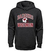 Boys 8-20 Wisconsin Badgers Promo Hoodie