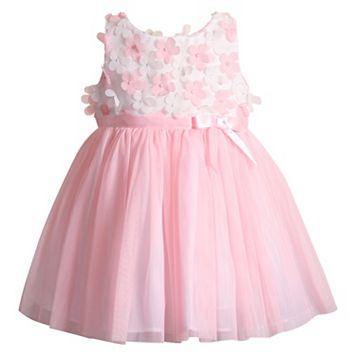 Girls 4-6x Youngland 3D Floral Dress