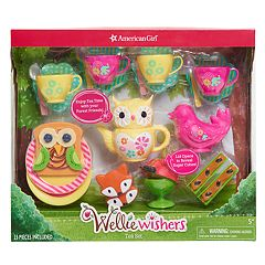 American Girl Wellie Wishers Tea Set