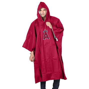 Adult Northwest Los Angeles Angels of Anaheim Deluxe Poncho