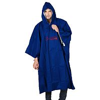 Adult Northwest Atlanta Braves Deluxe Poncho