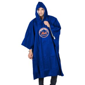 Adult Northwest New York Mets Deluxe Poncho