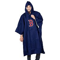 Adult Northwest Boston Red Sox Deluxe Poncho