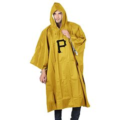 Adult Northwest Pittsburgh Pirates Deluxe Poncho
