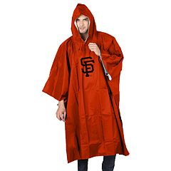 Adult Northwest San Francisco Giants Deluxe Poncho