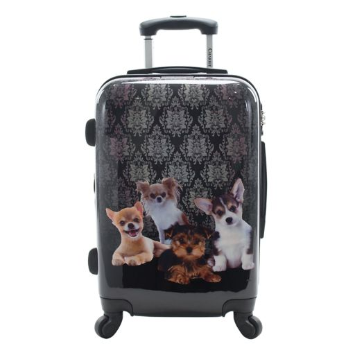 Chariot 20-in. Hardside Spinner Luggage
