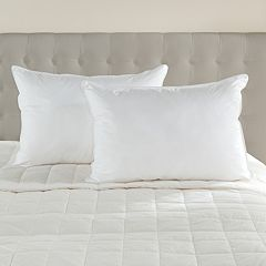 Downlite Soft Density White Goose Down Hotel Pillow