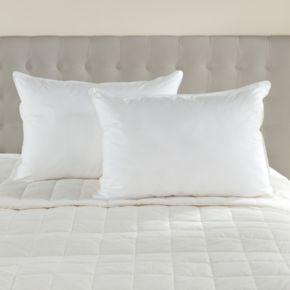 Downlite Soft Density White Goose Down Hotel Pillow