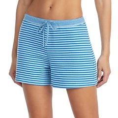 Women's Jockey Striped Boxer Shorts