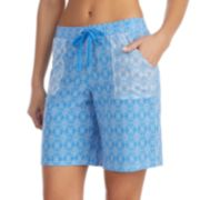 Women's Jockey Geometric Bermuda Pajama Shorts