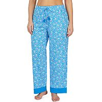 Plus Size Jockey Printed Pajama Pants
