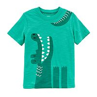 Toddler Boy Carter's Wrap Around Alligator Graphic Tee