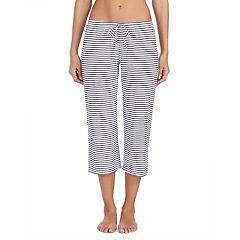 Women's Jockey Printed Crop Pajama Pants