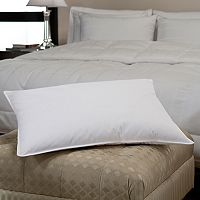 Downlite Hotel Style White Goose Down Chamber Pillow