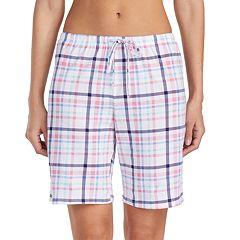 Women's Jockey Printed Bermuda Pajama Shorts