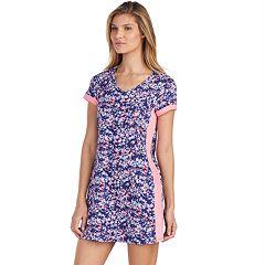 Women's Jockey Contrast Printed Sleepshirt