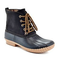 Henry Ferrera Mission 200 Women's Water Resistant Duck Winter Boots