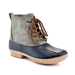 Henry Ferrera Mission 200 Women's Water Resistant Duck Winter Boots